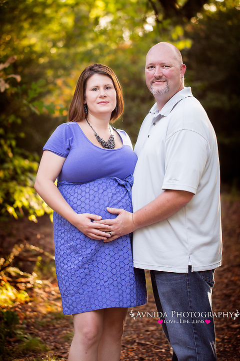 basking ridge new jersey maternity photography with Mike and Erin