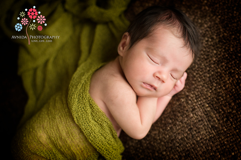 Sleeping baby picture of john by warren newborn photographer new jersey