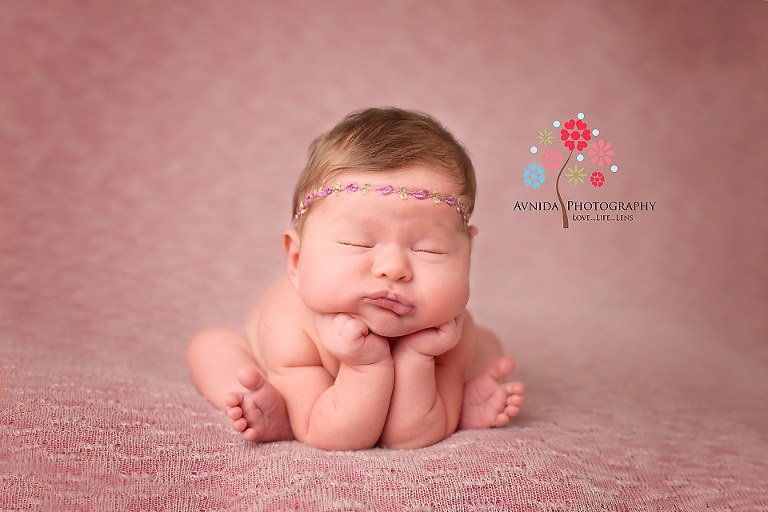 Newborn photography morristown nj