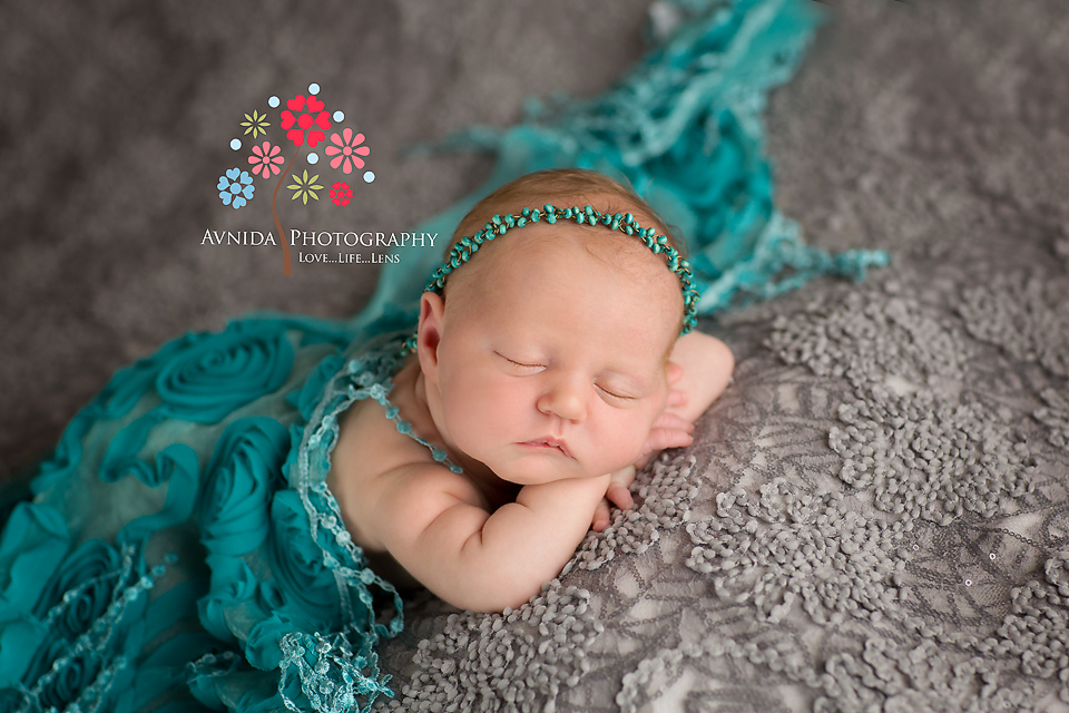 Newborn photography clinton new jersey by avnida photography
