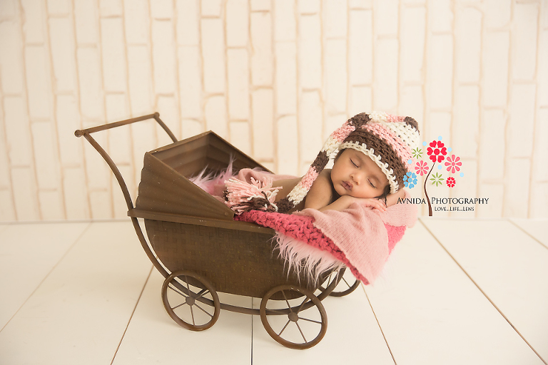 Baby Photography Bridgewater NJ- in the stroller
