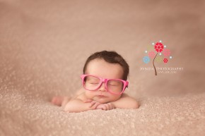 Newborn Photography New Providence NJ - what cool shades I have
