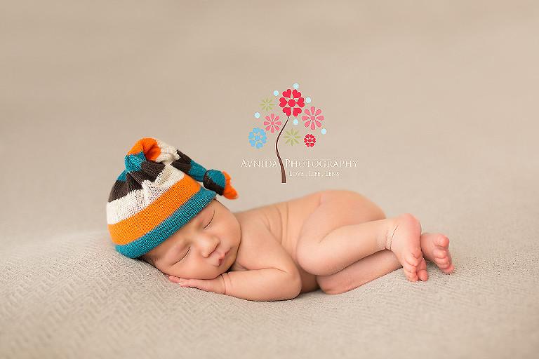 Newborn photography west orange nj baby xu