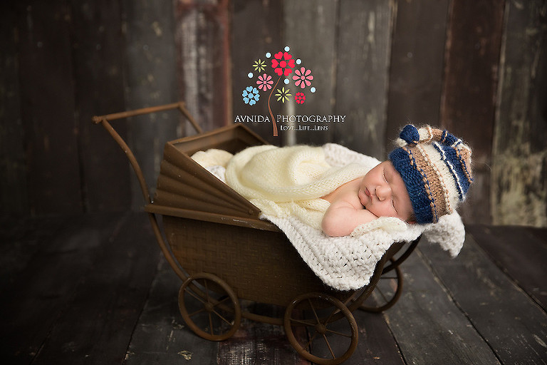 Newborn Photography Bernardsville NJ - It's planes, trains and strollers