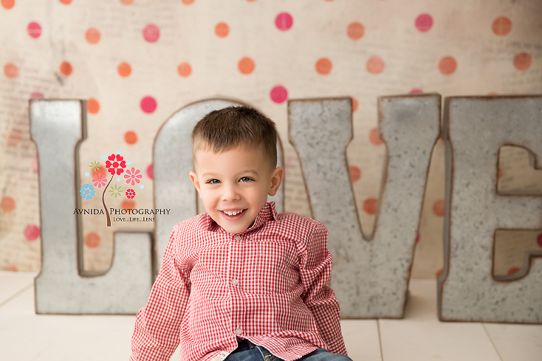 Children's Photography Bridgewater NJ - love the smile in this photograph