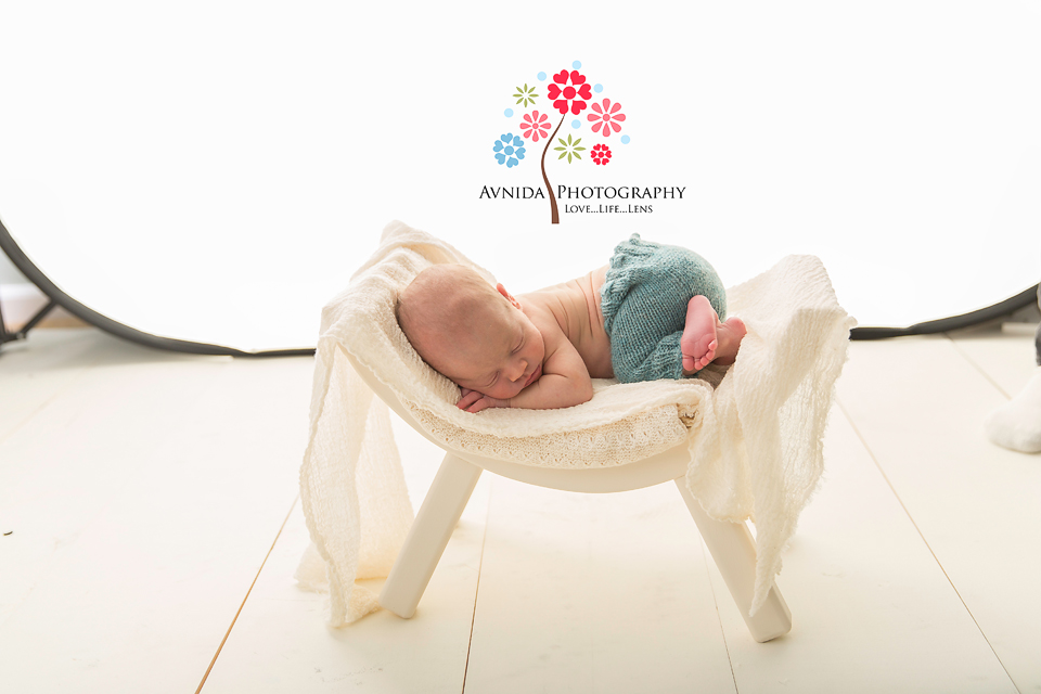 SOOC Newborn Photograph with High-Key Lighting by Avnida Photography, finest studio for Newborn Photography NJ