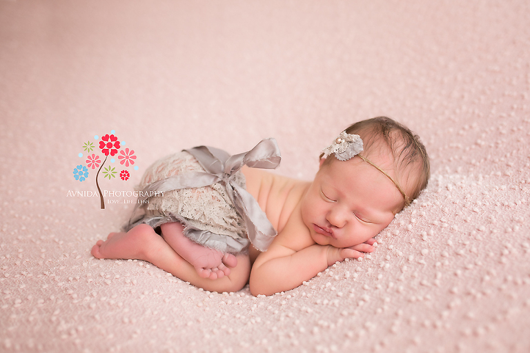 West orange nj newborn photographer what a great combination of beauty and class baby