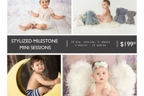Avnida Photography, the best studio for Baby Photography NJ offers stylized mini sessions for baby photography