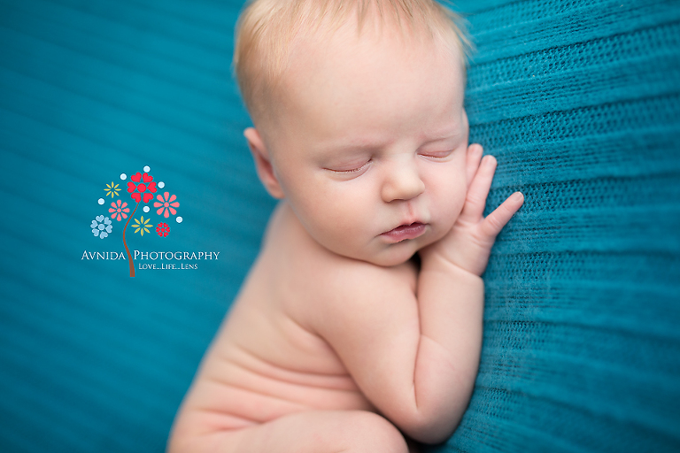 Newborn Photographer Lyons NJ - Jack is photographed by the best newborn photographer in NJ