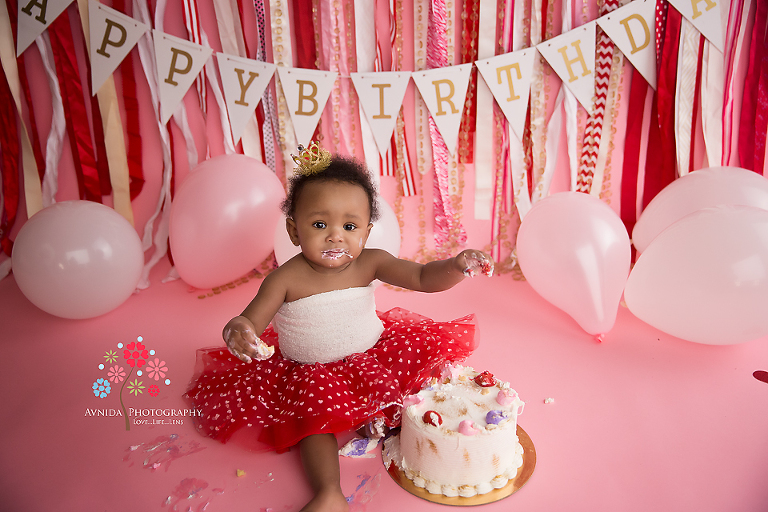Cake Smash Photography Edison NJ