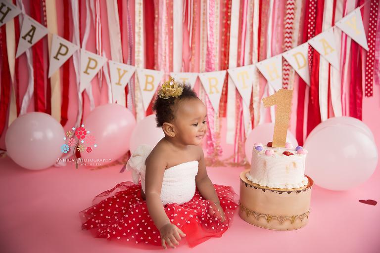 Cake Smash Photography Edison NJ