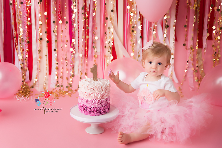 Cake Smash Photography Princeton NJ