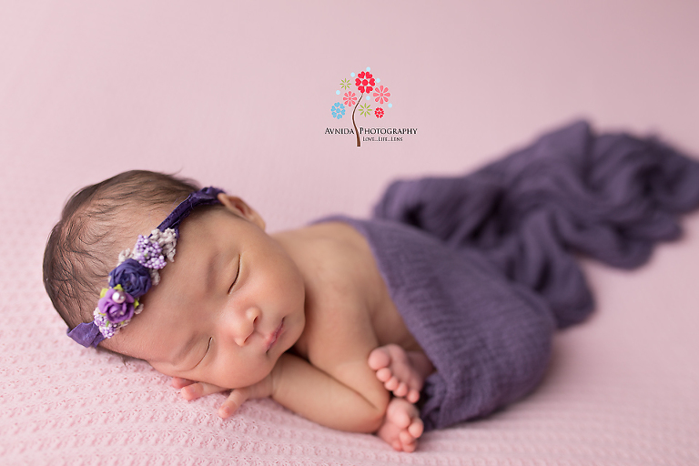 Newborn photographer flemington nj