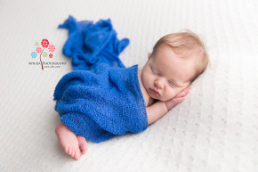 Newborn Photography Millington NJ - Another one, this time from a distance