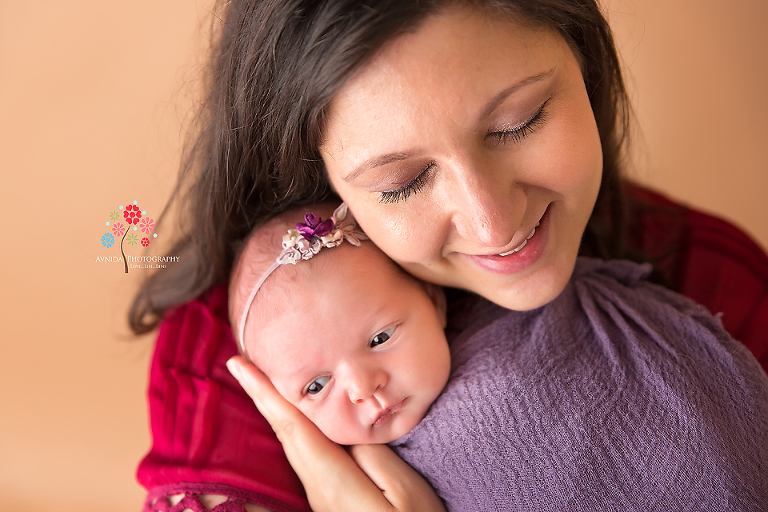 Newborn photography rumson nj ah the love of a mom for her little one