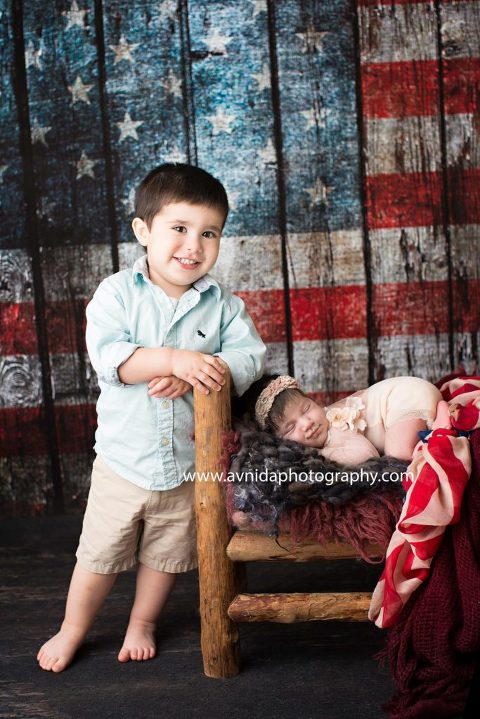 Newborn photography monmouth county nj 52 stars in that photo