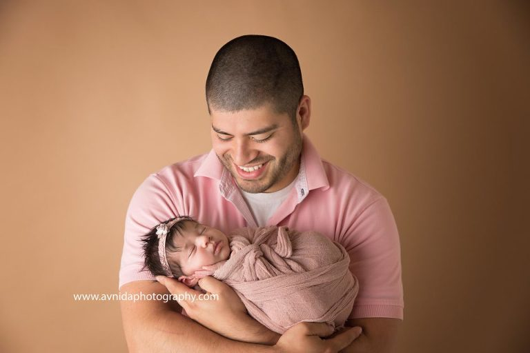 Newborn photography monmouth county nj daddy dear just couldnt stop smiling