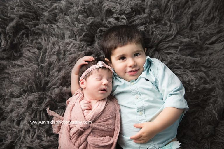 Newborn photography monmouth county nj time for some shots with the big brother